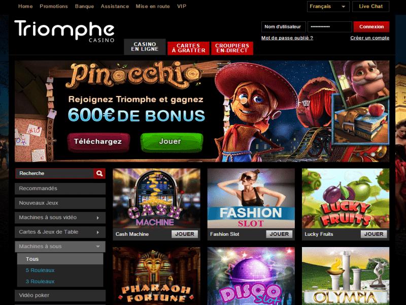 Top online casino games australia players